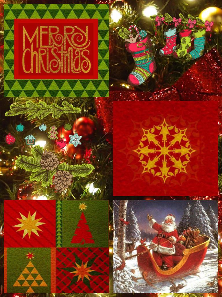 Merry Christmas followers