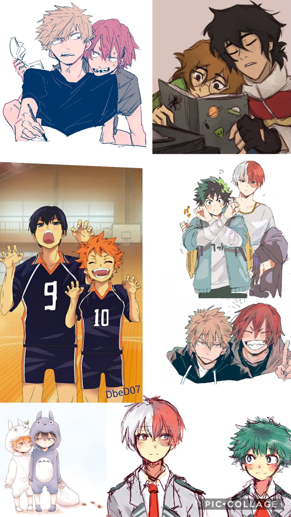 My ships! Pls dun judge