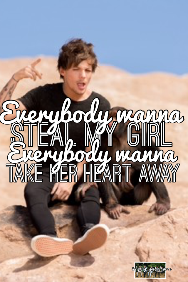 Steal my girl 1D