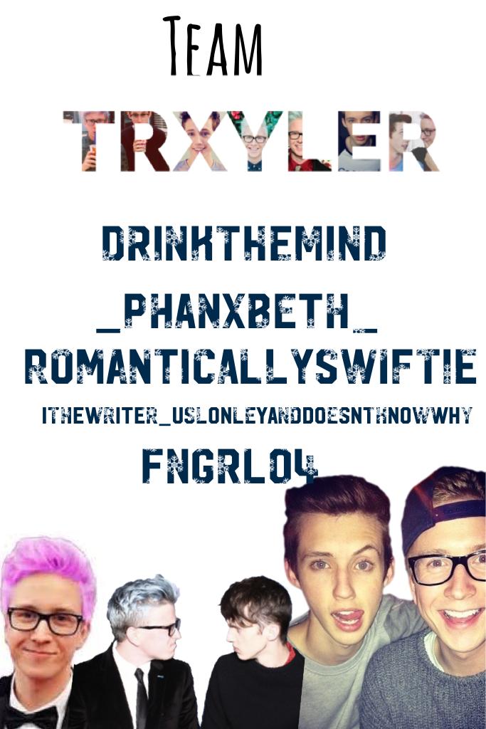 Team troyler