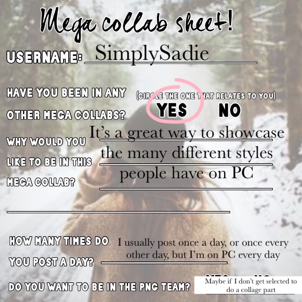 Collage by SimplySadie