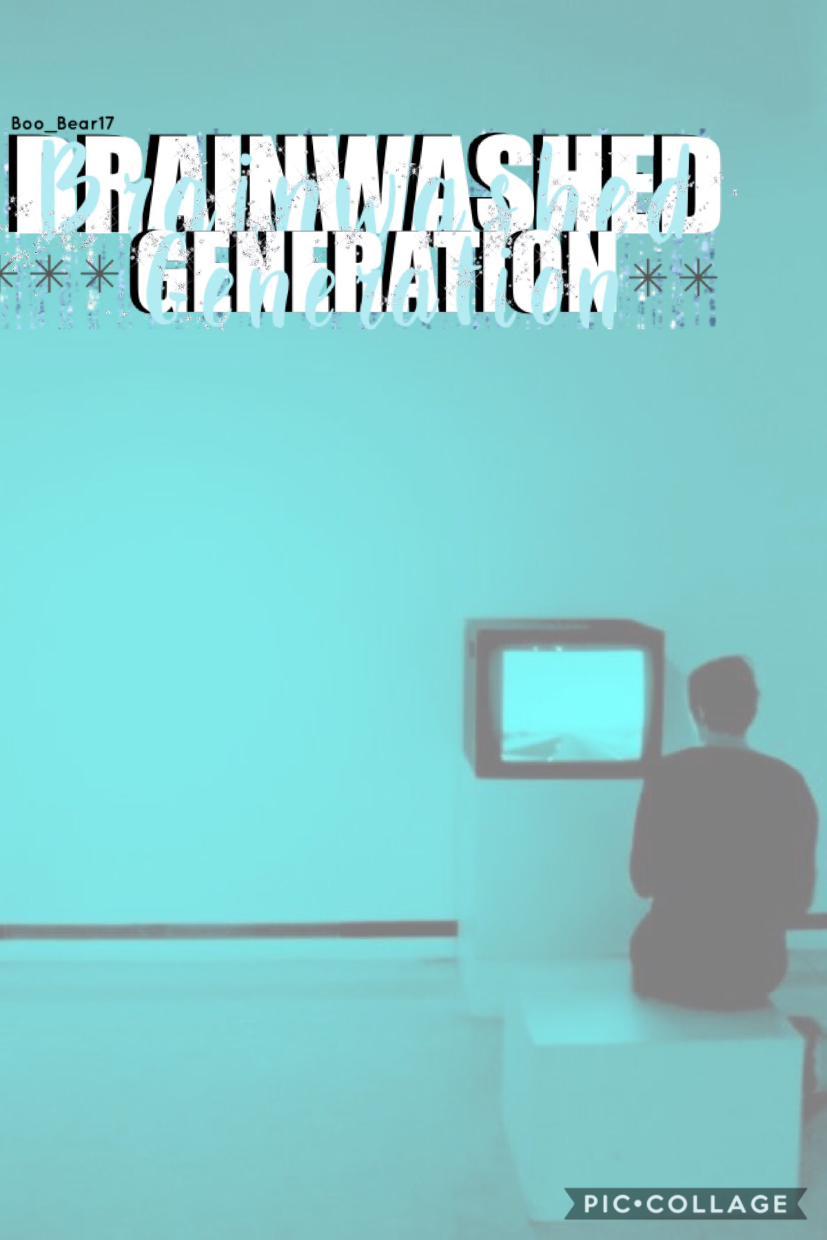 🤖brainwashed generation🤖 •so my band is asking for soloists who'd like to perform at an upcoming event, should I? I'm scared •song rec: 11 mins - Halsey, YUNGBLUD, and Travis