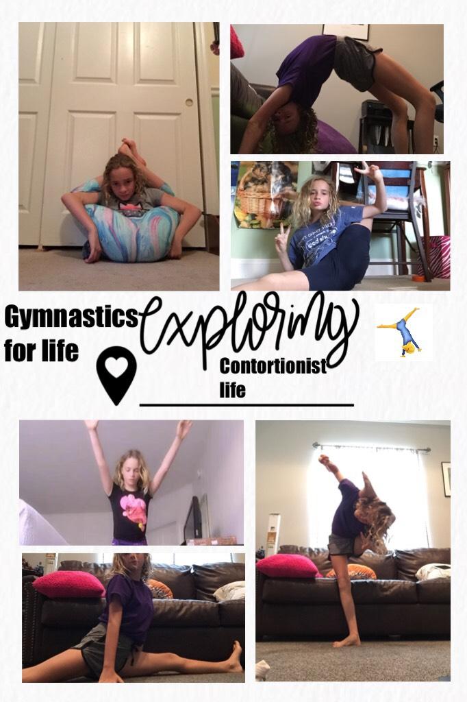 Gymnastics for life
