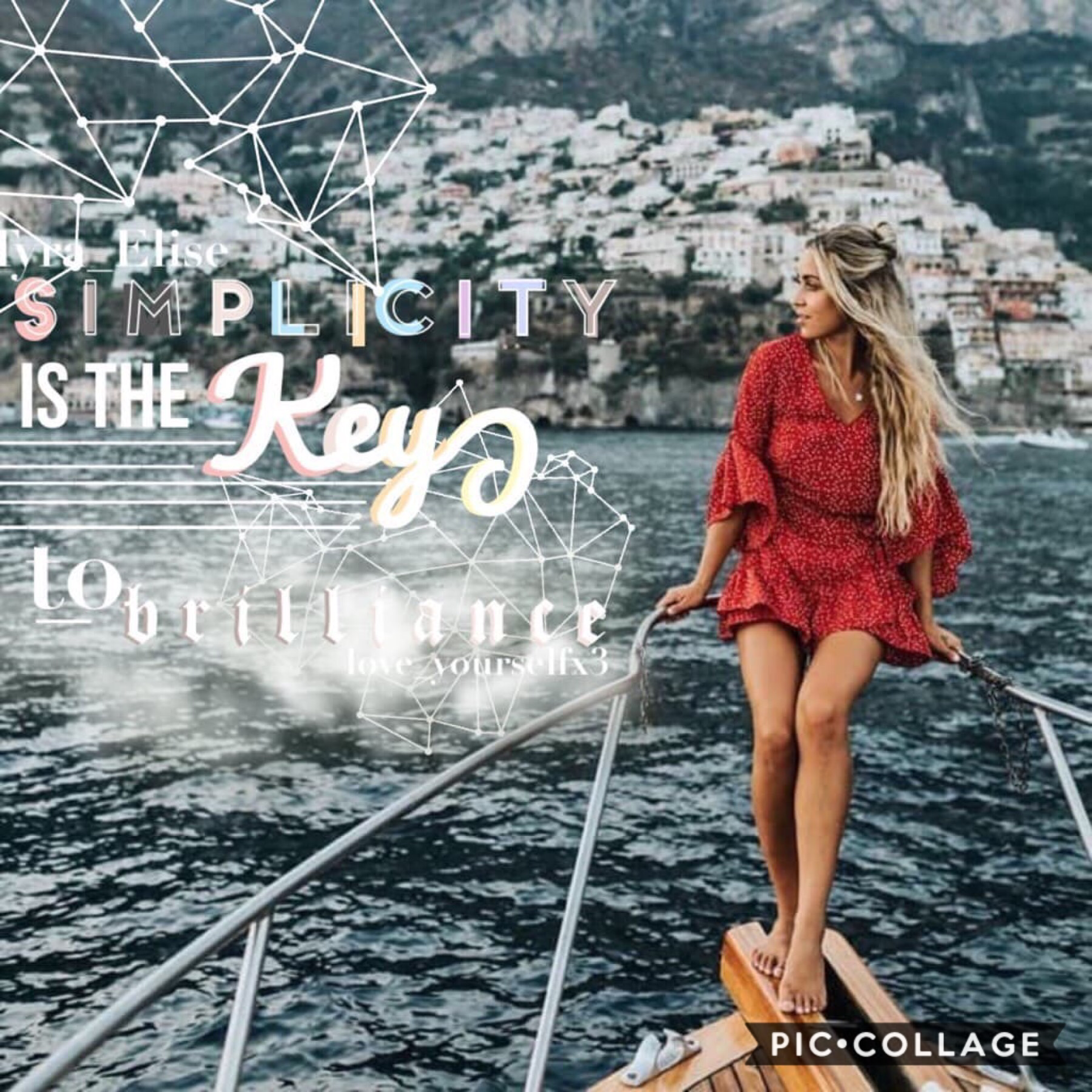 Collab with (tap) The amazing love_yourselfx3! Go check out her account because her collages are amazing! 💖. Also, starting to be inactive because of school 😭. QOTD: What grade are you in? AOTD: 7th 💞