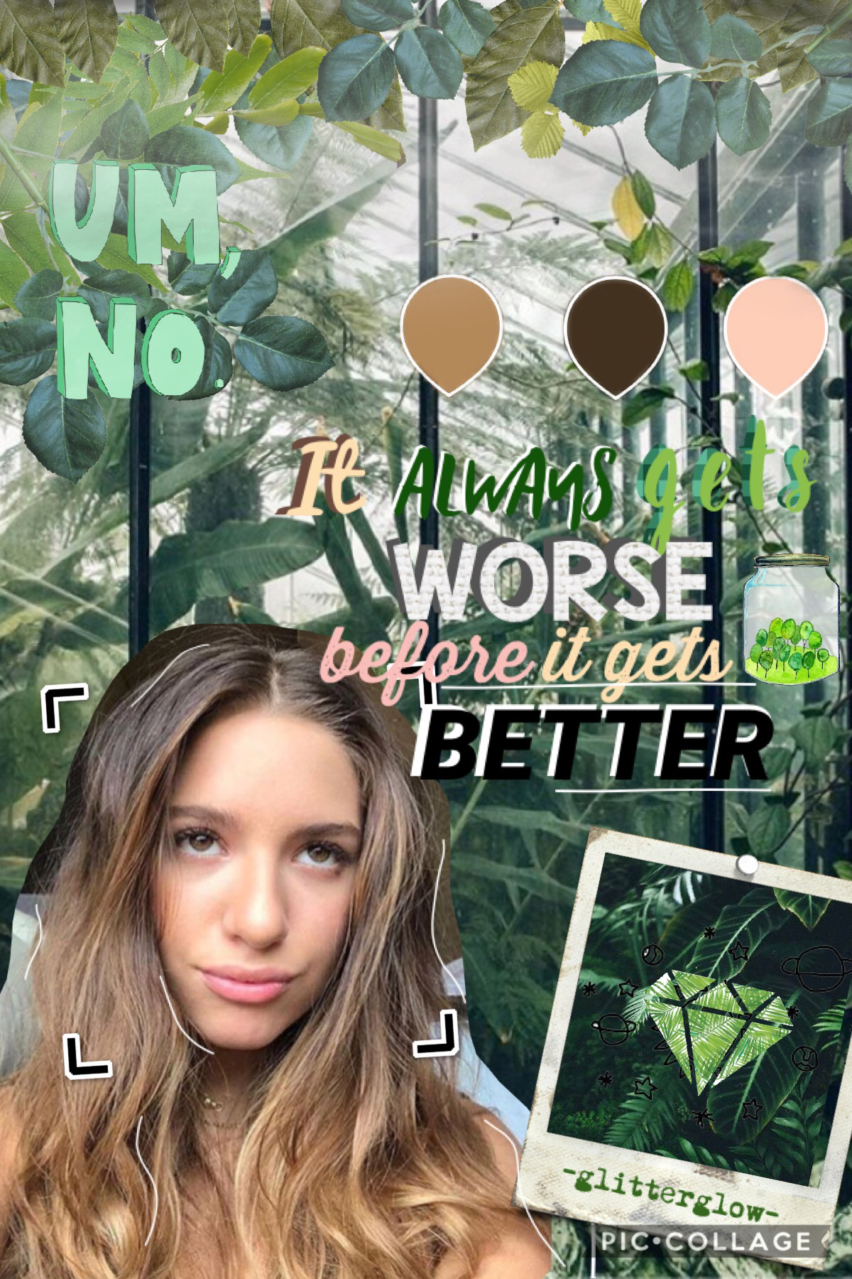🌿tap!🌿 this collage took quite a while, but I'm happy with the end result! hope u guys like this! 💚