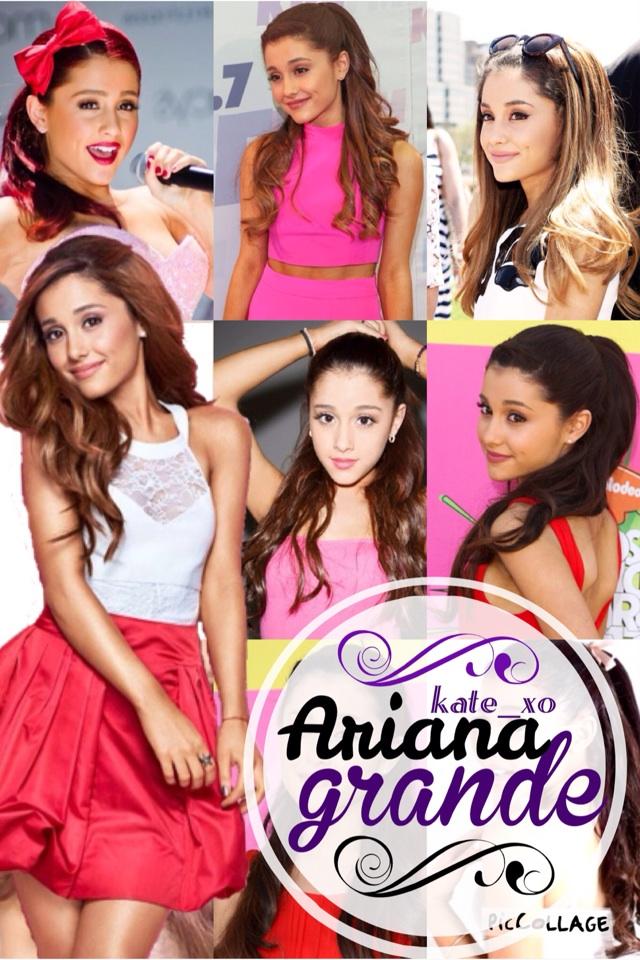 Ariana 😍😘💕