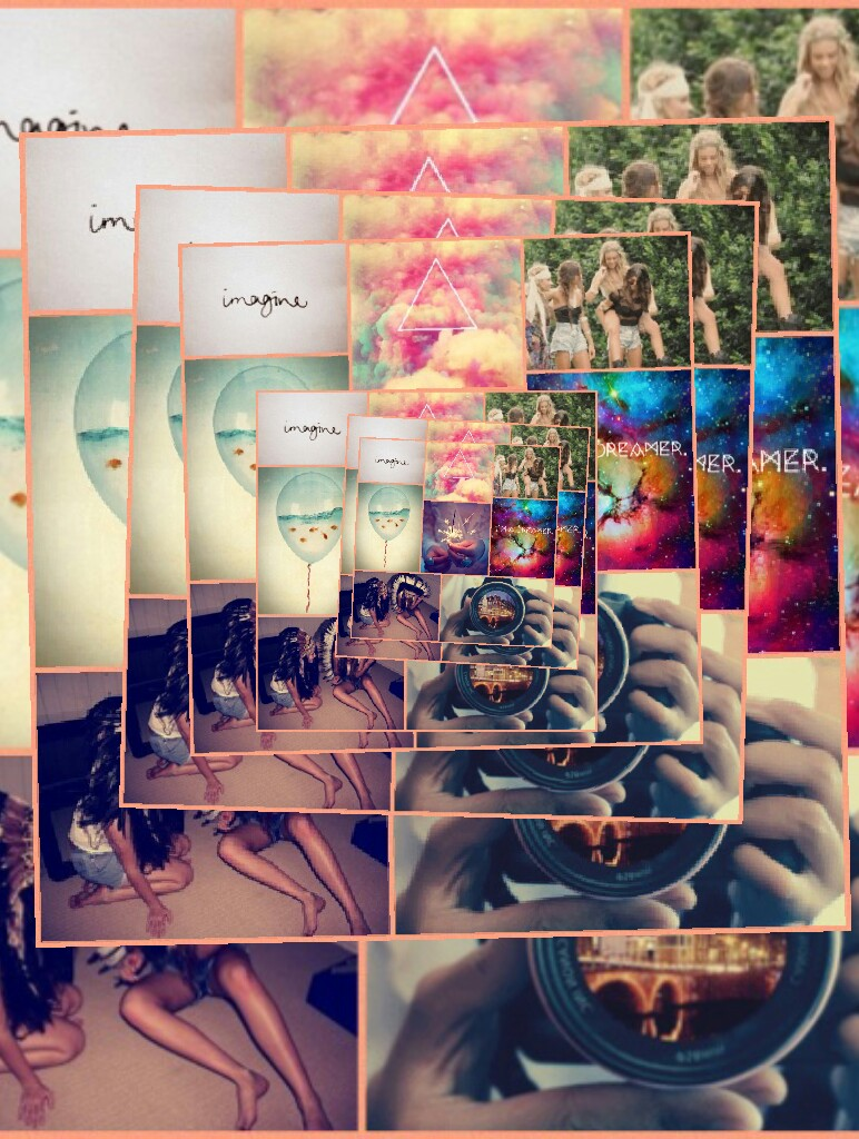 Collage by Brechtje van Rooijen