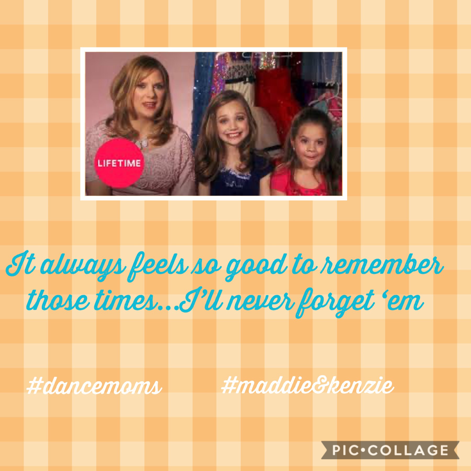 """For the ones that don't know, I am and I'll always be a HUGE fan of Dance Moms. Maddie and Kenzie are soo awesome, wish they could just come back(I don't really care if they're """"too old for this"""")😂😂😂😂"""