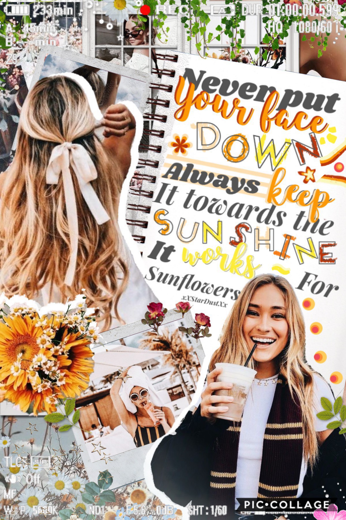🌻 tap🌻  Ahhh thank you so much for the feature✨♥️💕💗🎉🎊 I love you all and thank you for the support 🙏  Have a great summer 🏖 🏝  QOTD-favorite flower 🌸 🌺 🌹  AOTD-Sunflower 🌻🌻🌻♥️💕✨💗