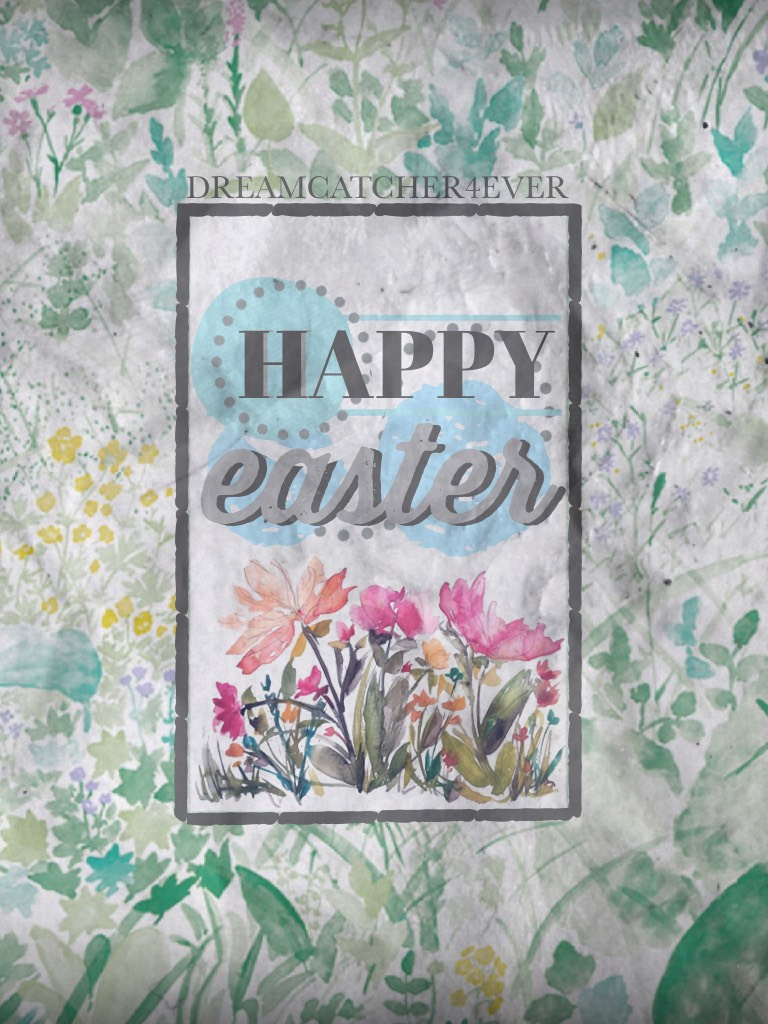 17•04•17 // t a p ! 🐣 💐🐣💕 H A P P Y  E A S T E R  EVERYONE ! 💕🐣💐 Sorry for not posting recently. I will try and post some more 😌💕 I might delete this later, I'm not really satisfied with it.  xoxo Kat