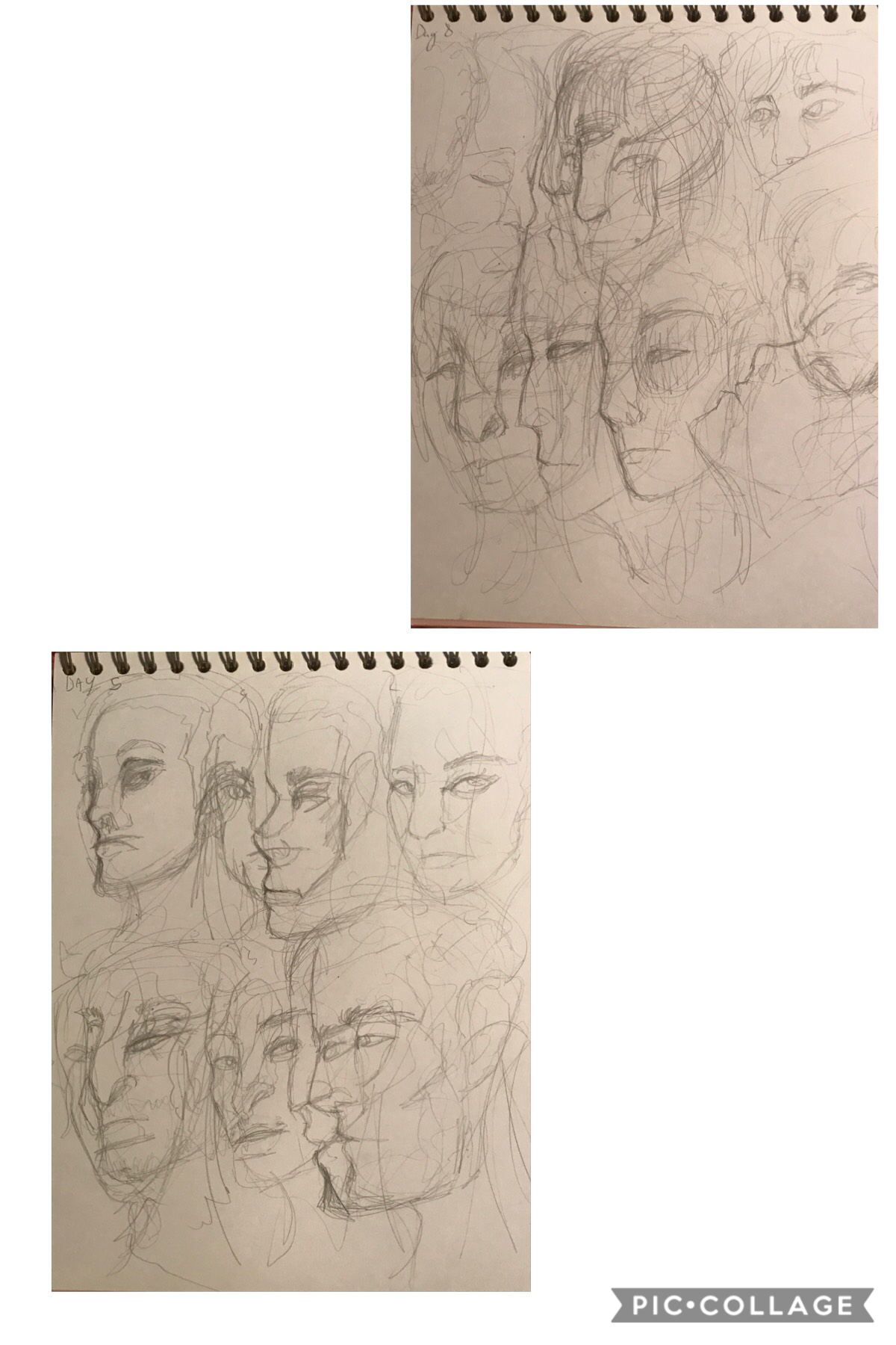 I also like did the 100 head challenge