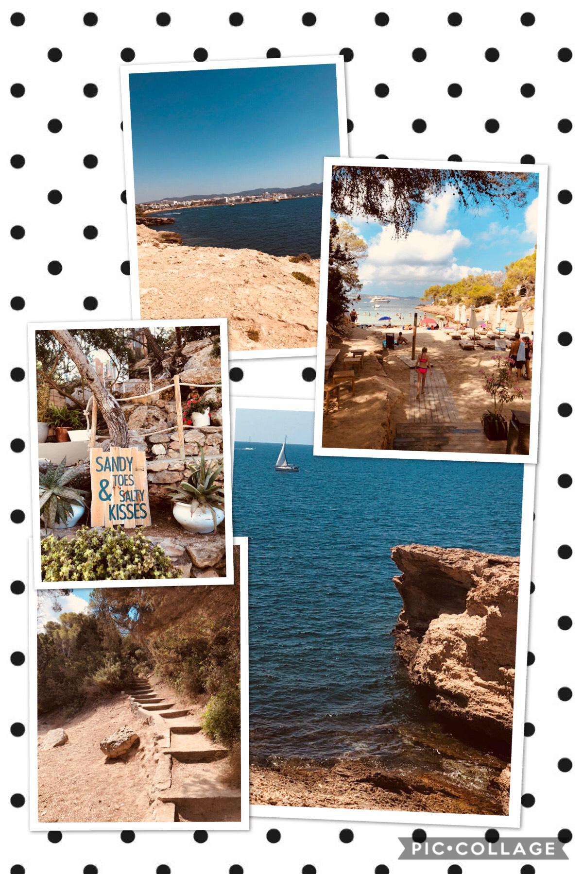 Ibiza has my heart💓🌏🏝🏖✈️🛩🇪🇸