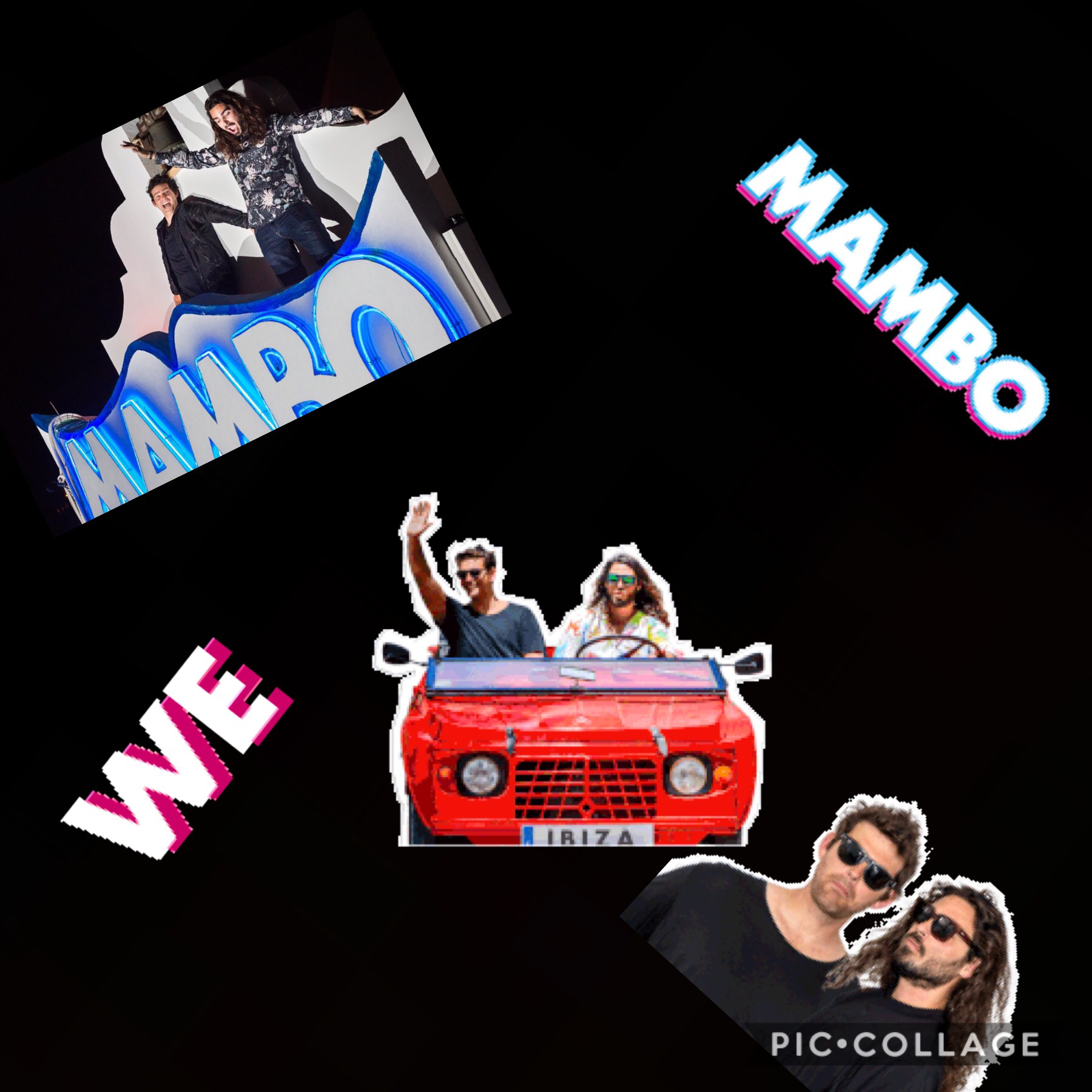 Mambo brothers🏖