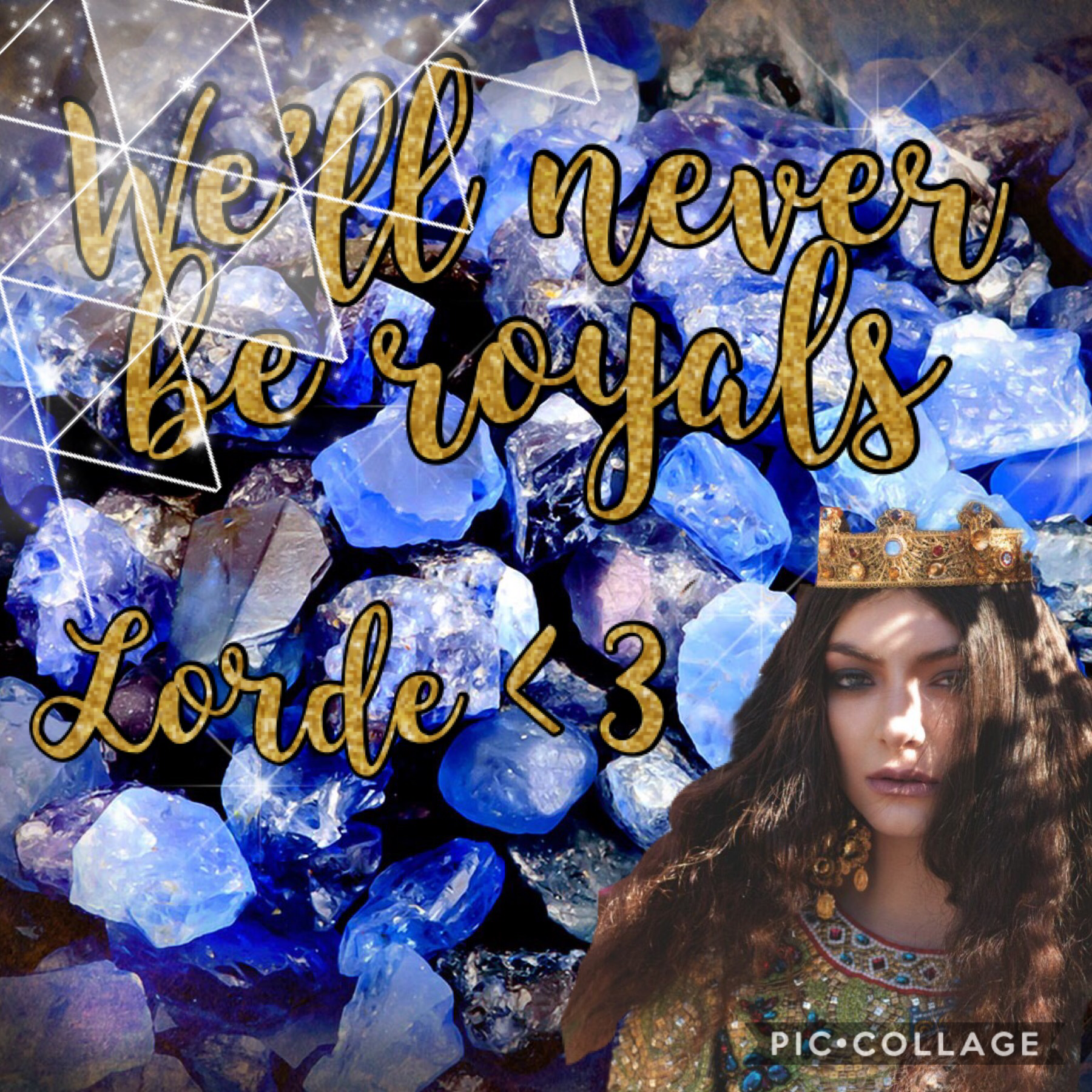 Lorde is one of my favorite singers to listen to!!! My favorite song is Royals!!! LOOK IT UP ITS SOOO GOOD!!!