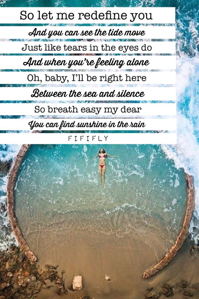 "💙tappy tap💙 🎶""A Different Way"" by DJ Snake🎵 This has got to be one of my all-time fav songs😍 THE MUSIC VID IS SO ON POINT TOO😱😫 QOTD: Do u believe in karma? AOTD: kinda🤣 # FiFiFly #PConly #feature me #ocean"