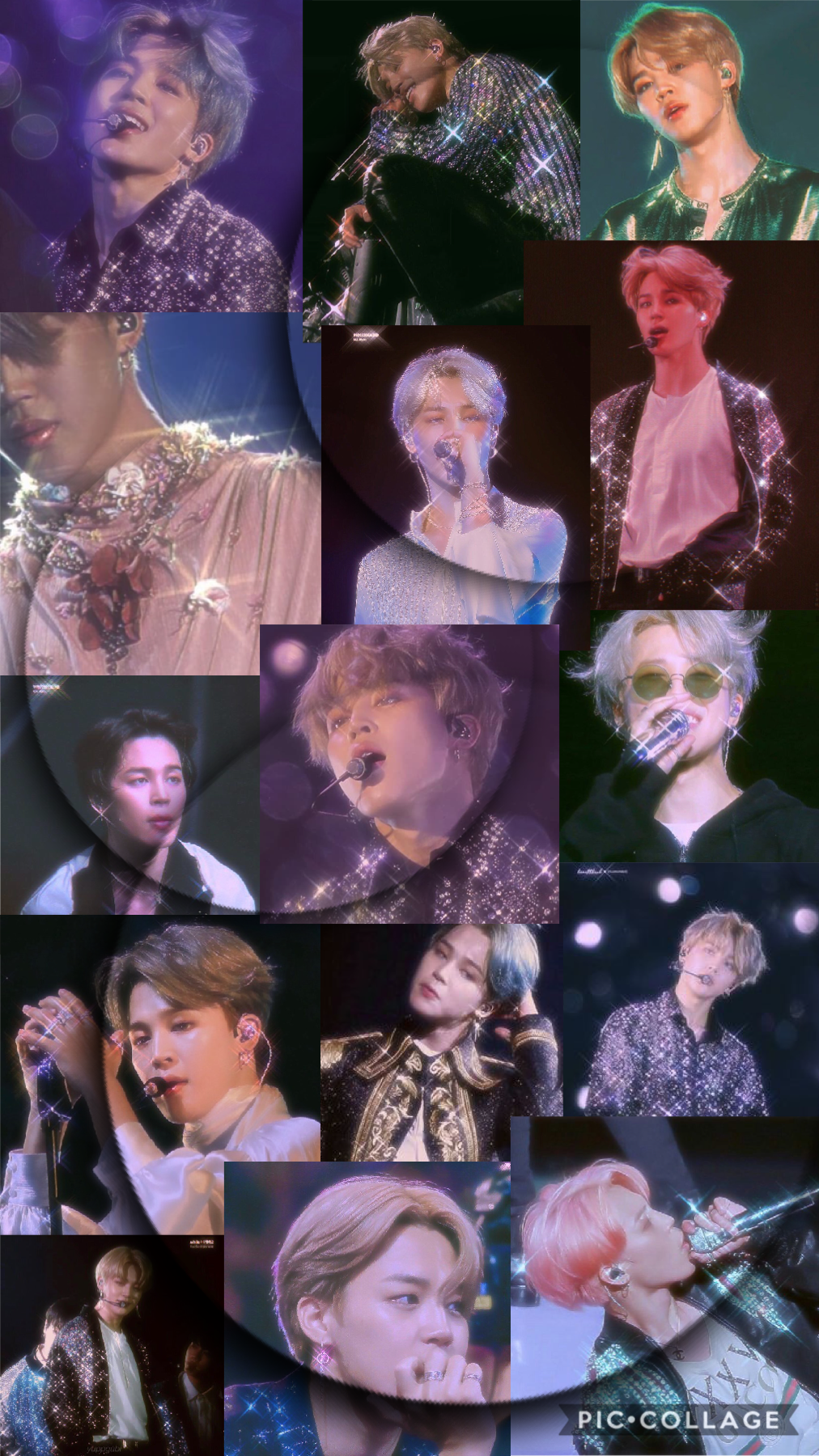 can someone please tell me how to do these sparkle edits for free? 🥺😢