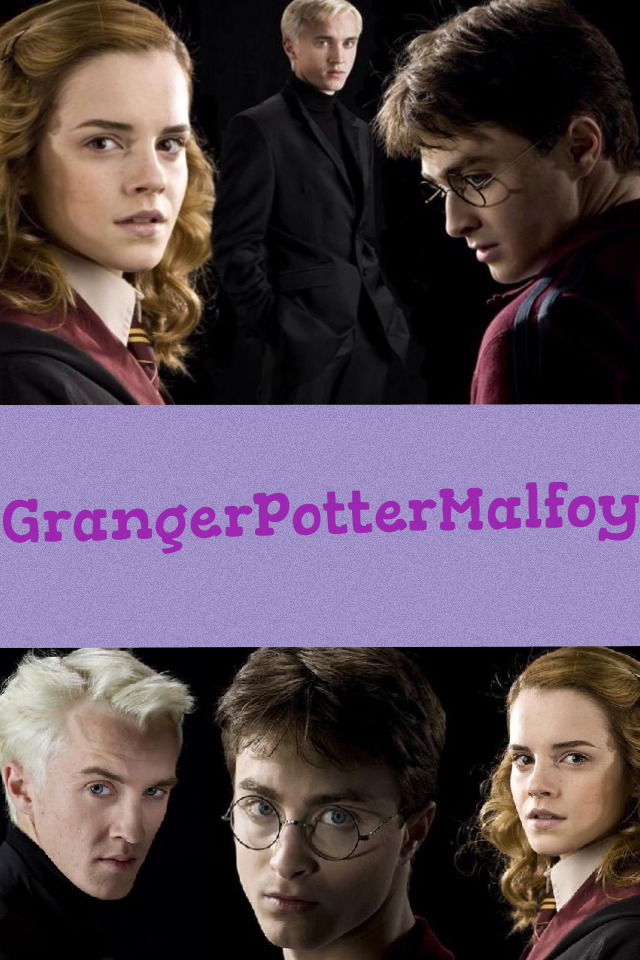 GrangerPotterMalfoy