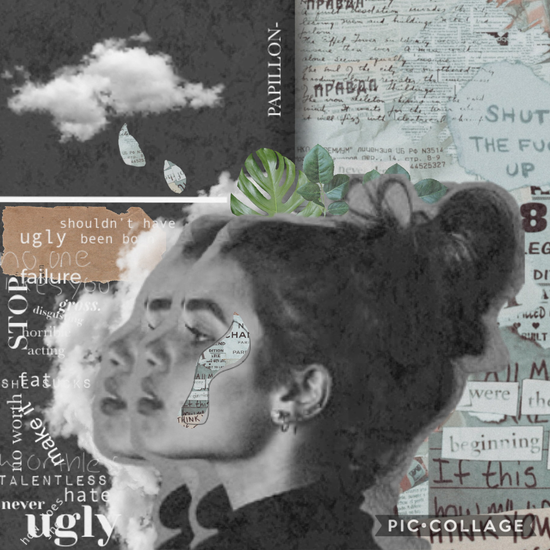 REPUT<tap>ATION hi i'm sorryyyyy this is not what i hoped this would turn out like :(((. i've been trying to fix this for soo long but i can't rlly do anything about it as i've reaches the scrap limit. but this is like a sad influencer affected by the med