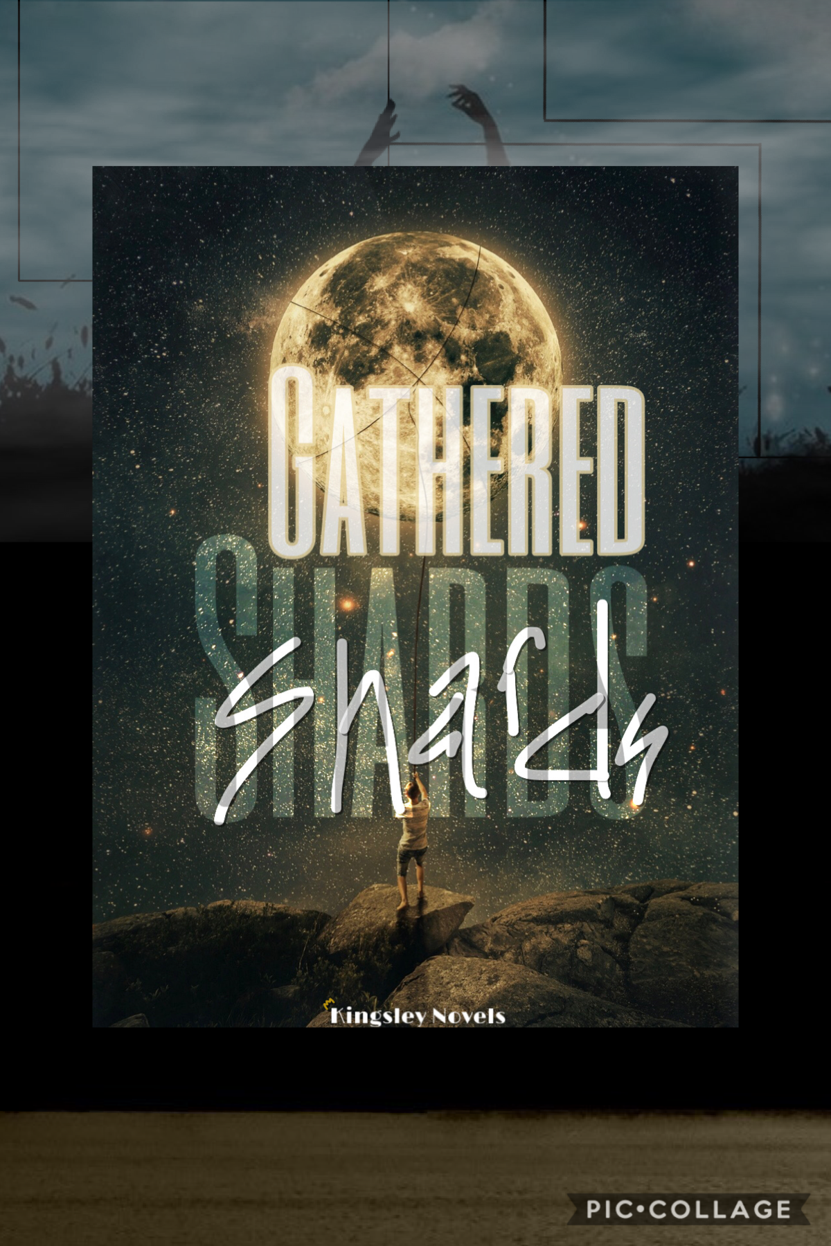 Find my new short story Gathered Shards on Wattpad @C10UD3DM1ND