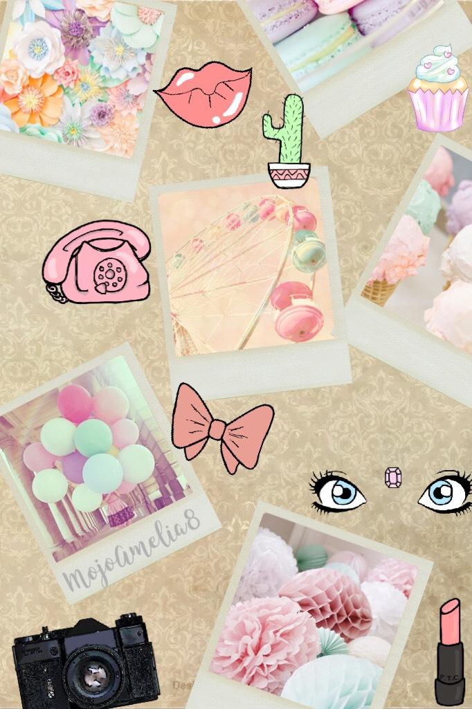 Collage by MojoAmelia8