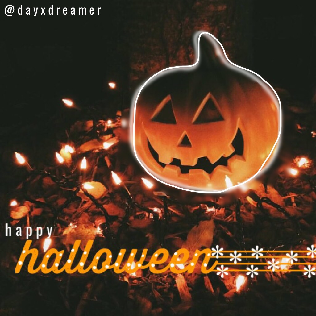 🎃🎃TAP🎃🎃 I COULDNT WAIT UNTIL TMRW TO POST THIS BC IM JUST SO EXCITED!!!!!! SOOOO I HOPE YOU LIKE IT AND I HOPE YOU HAVE A HAPPY HAPPY HALLOWEEN!!!!! GET LOTS OF CANDY AND STAY SAFE!!!!!! I LOVE YOU ALL & HALLOWEEN!!😂💗🎃