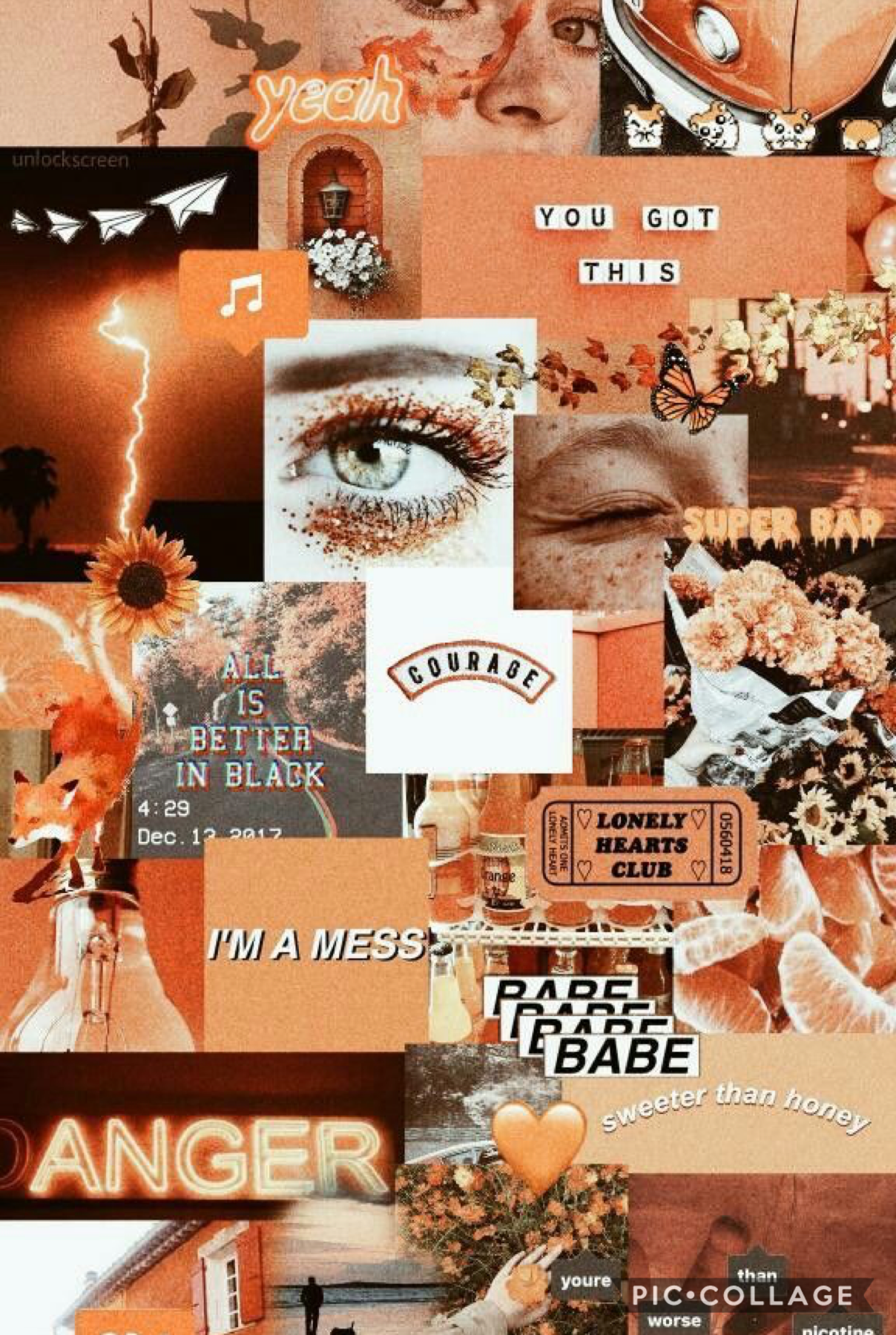 Collage by -hxneybee-
