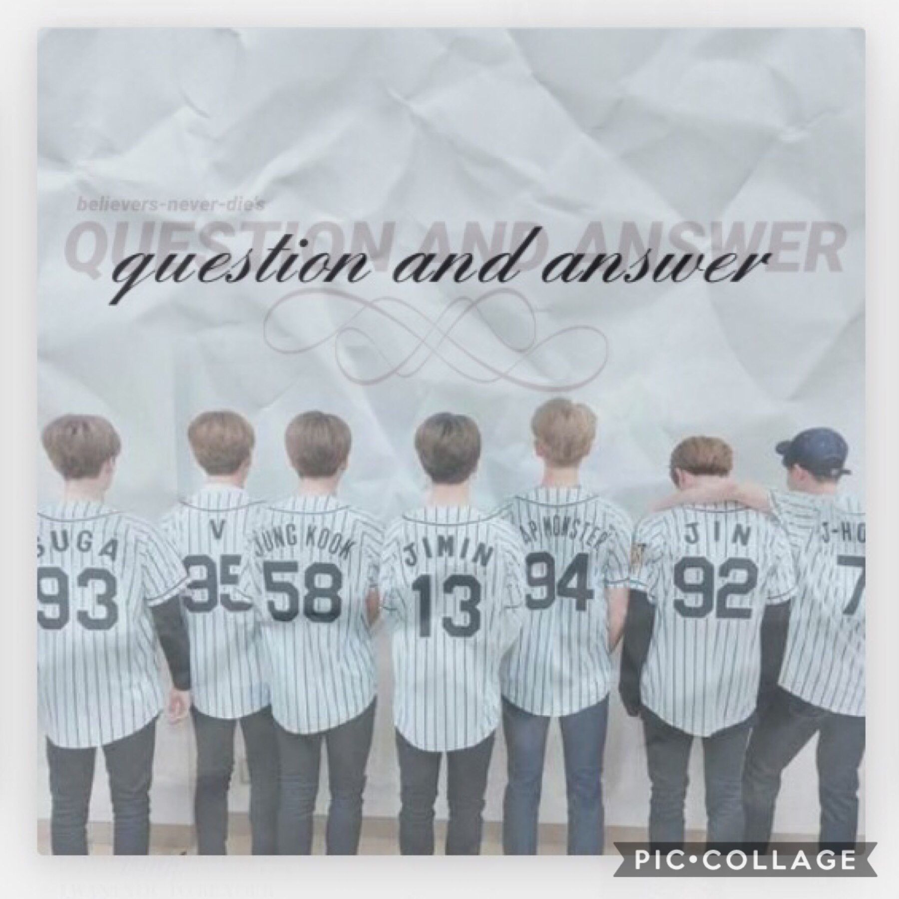 """'°*•. 𝔱𝔞𝔭 .•*°'  so no one is going to do this :( but maybe you have a question that you'd like to ask me. i've been on pc for a while now and you don't know that much about me so feel free to ask anything and i'll make a post with all the replies.  """"""""""""""""°"""