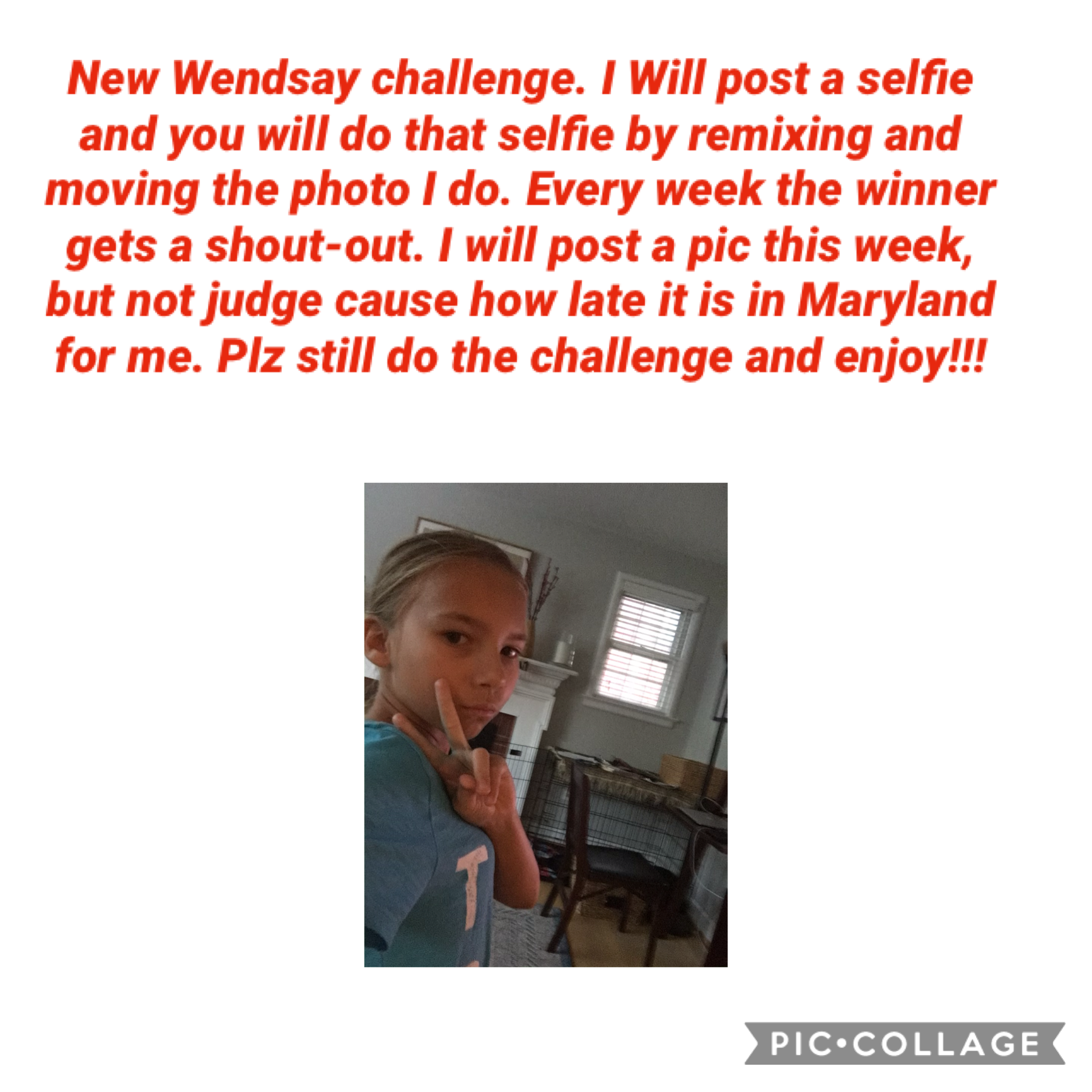Wendsay challenge