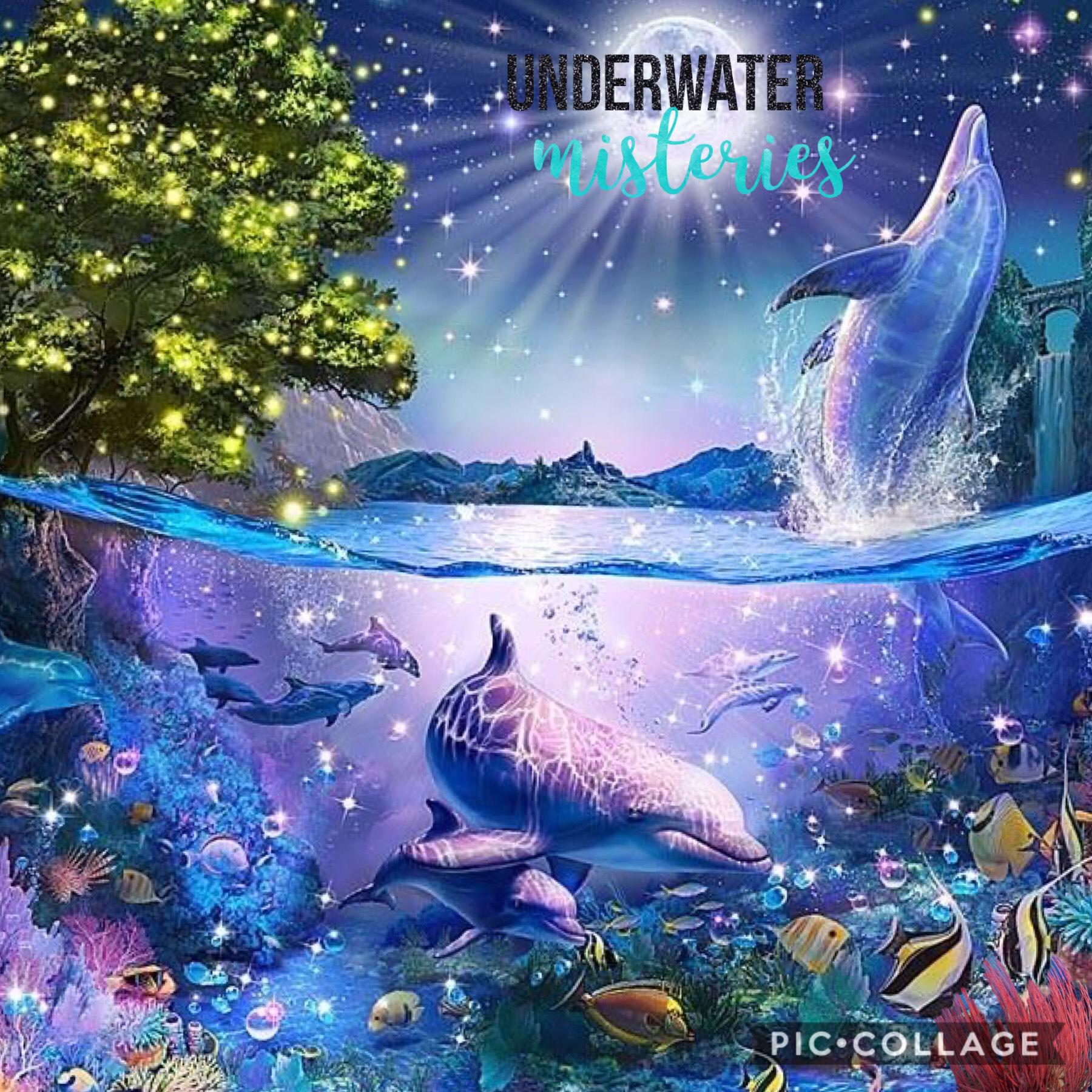 #underwatermisteries