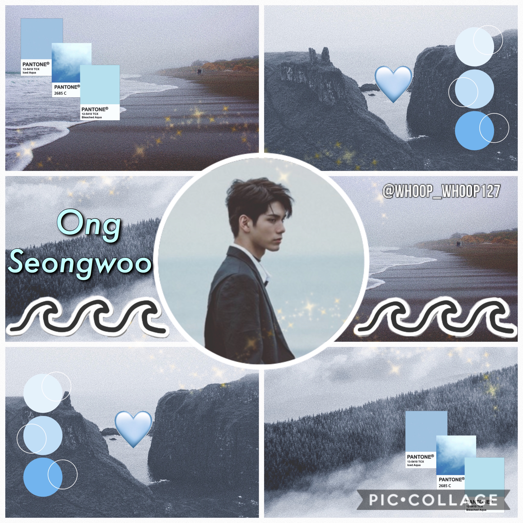 •🚒• ❄️Ong Seongwoo~ Wanna One, Solo, Actor❄️ Lowkey lost inspiration but I wanted to edit. Finals are over for me yay lol. Follow @Kpop_Birthdays if you don't already bc I'm way active on that account at this point🤭🥺 I missed you all!💞💞
