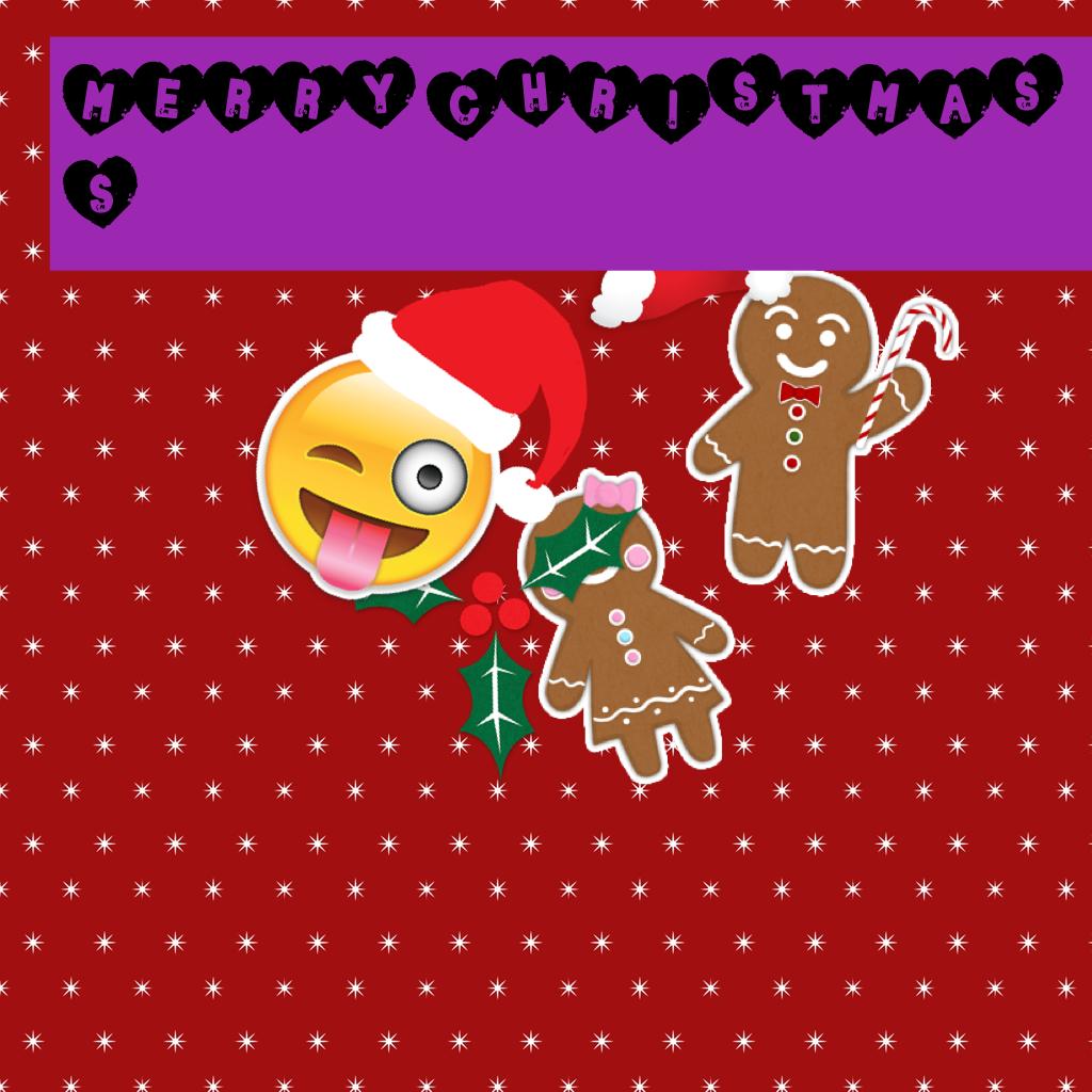 MERRY CHRISTMAS S