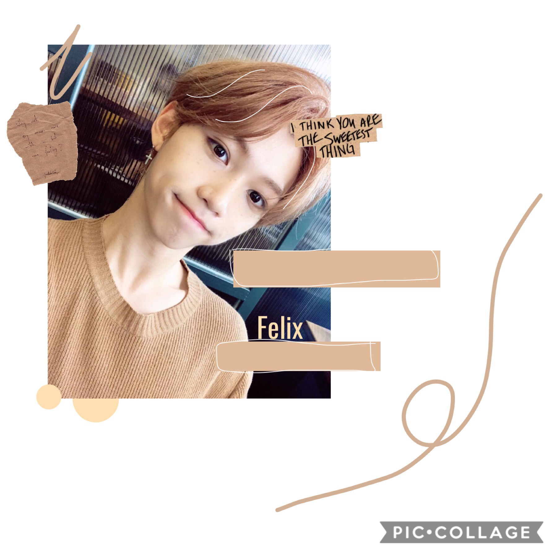 Felix edit because I have been worrying way to much about Stray Kids' mental health, especially Felix's- Take care of yourself Felix💖✨