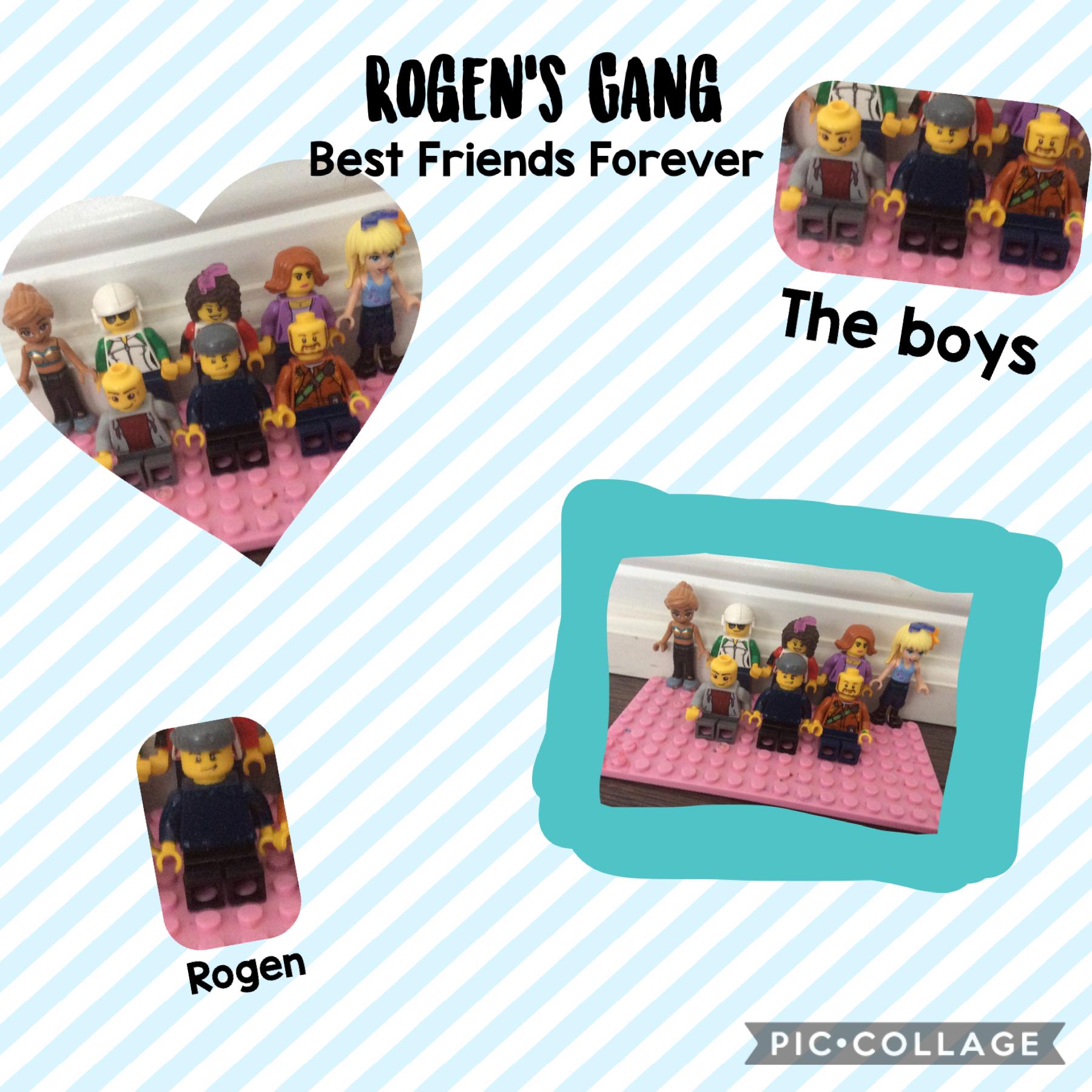 My fav LEGO figures