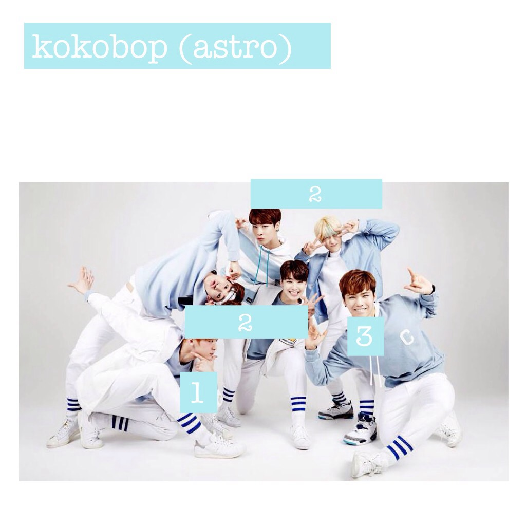 ASTRO okaii so apparently idek who they are oml😹😹