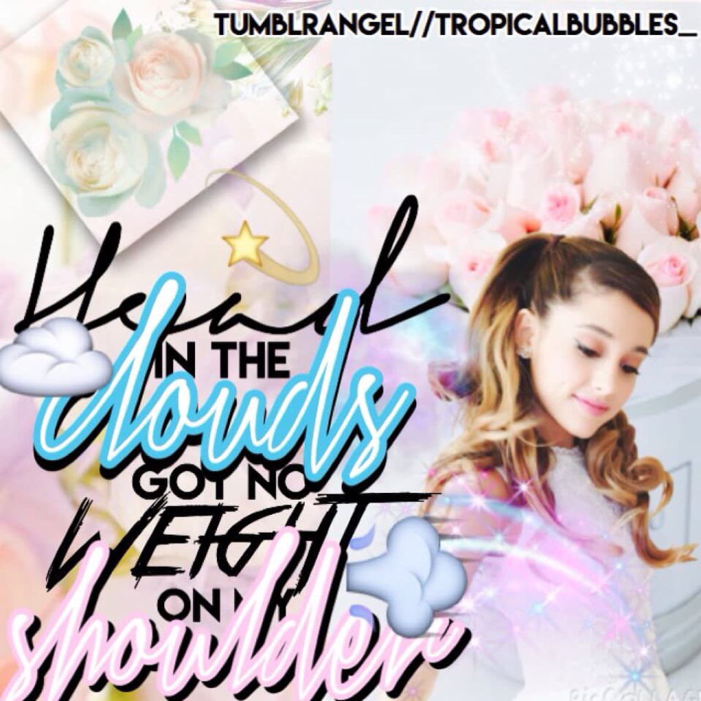 Collab with the amazing tropicalbubbles__ 💖💖