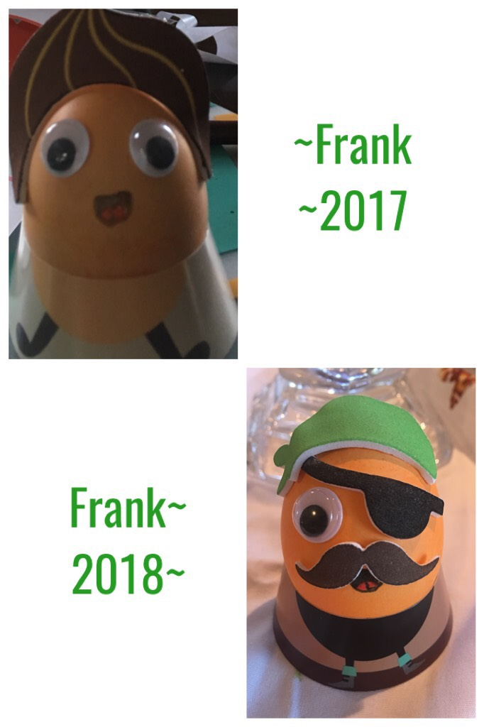 Comparison for everyone who doesn't know Frank