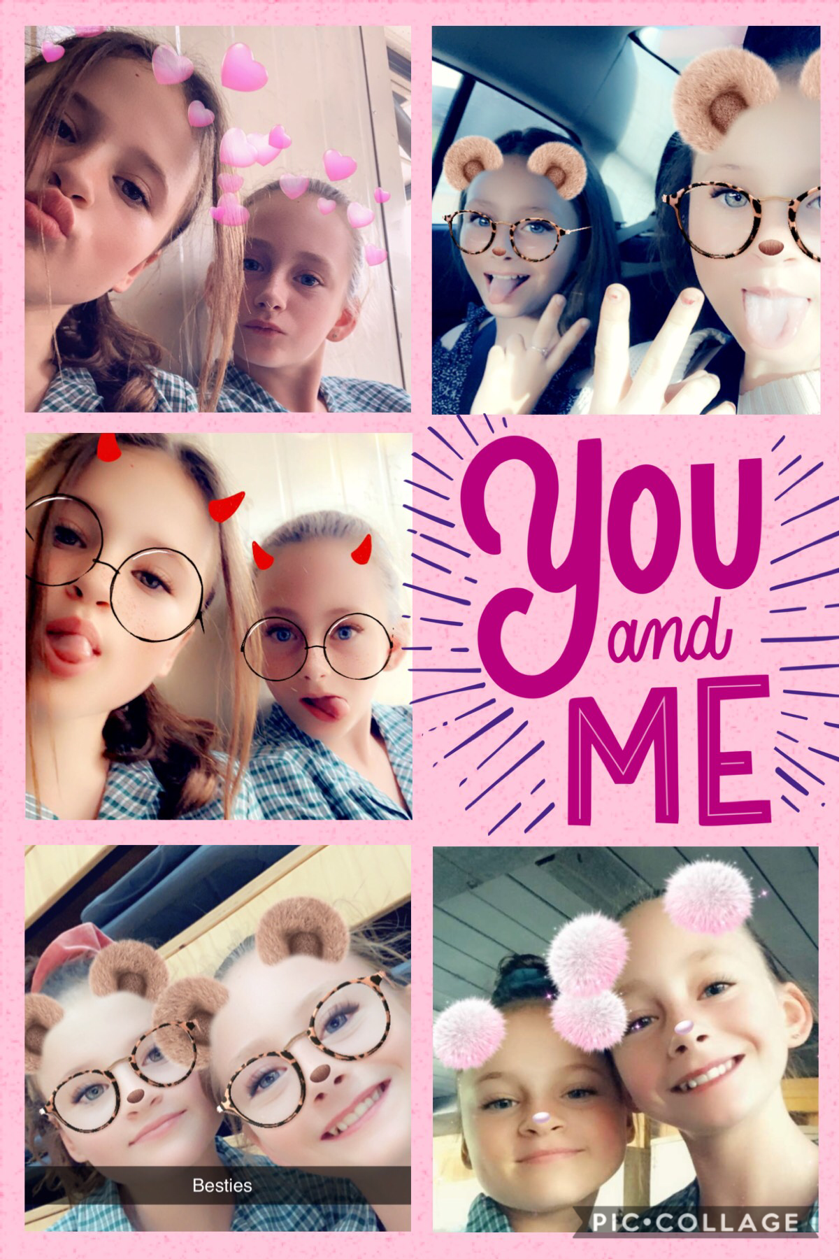 Follow my Bestie on Cla0057 and me on bev0002 And 💙 it ❤️🧡💛💚💙💜✨✨