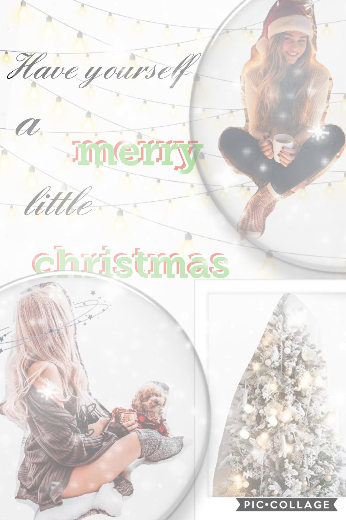 Merry Christmas Eve!! 🎄✨