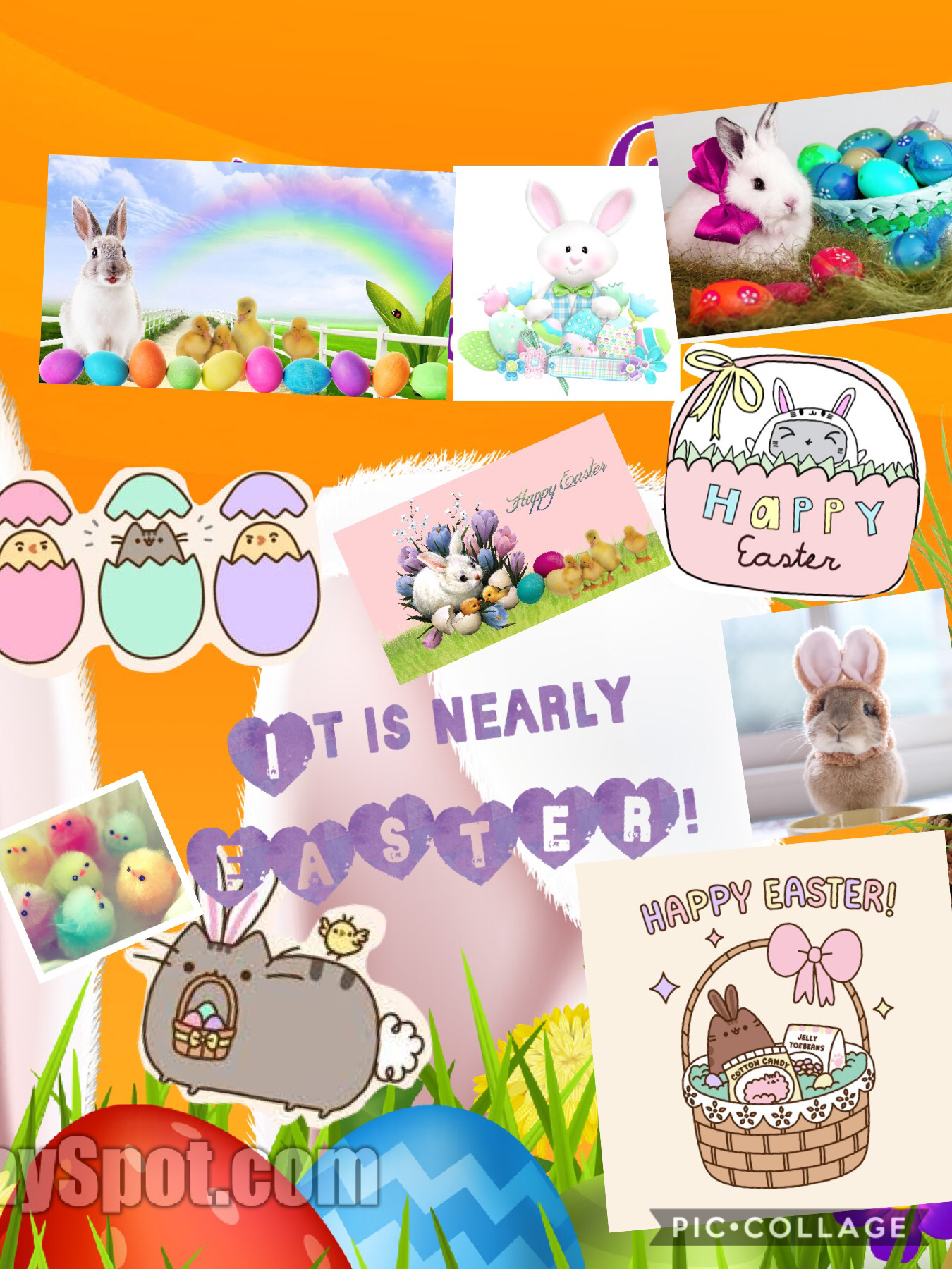 Hi!I only done this case it is nearly EASTER
