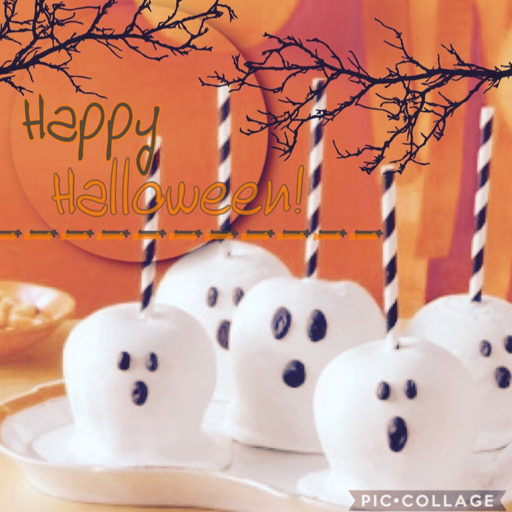 🎃tap!!🎃 Simple, easy, pretty cute. I liked the picture. Happy Halloween everyone! I know it's late but QOTD: Who went trick or treating? AOTD: Meeeeee!!😁 I'm never too old for candy😁✌🏻😂