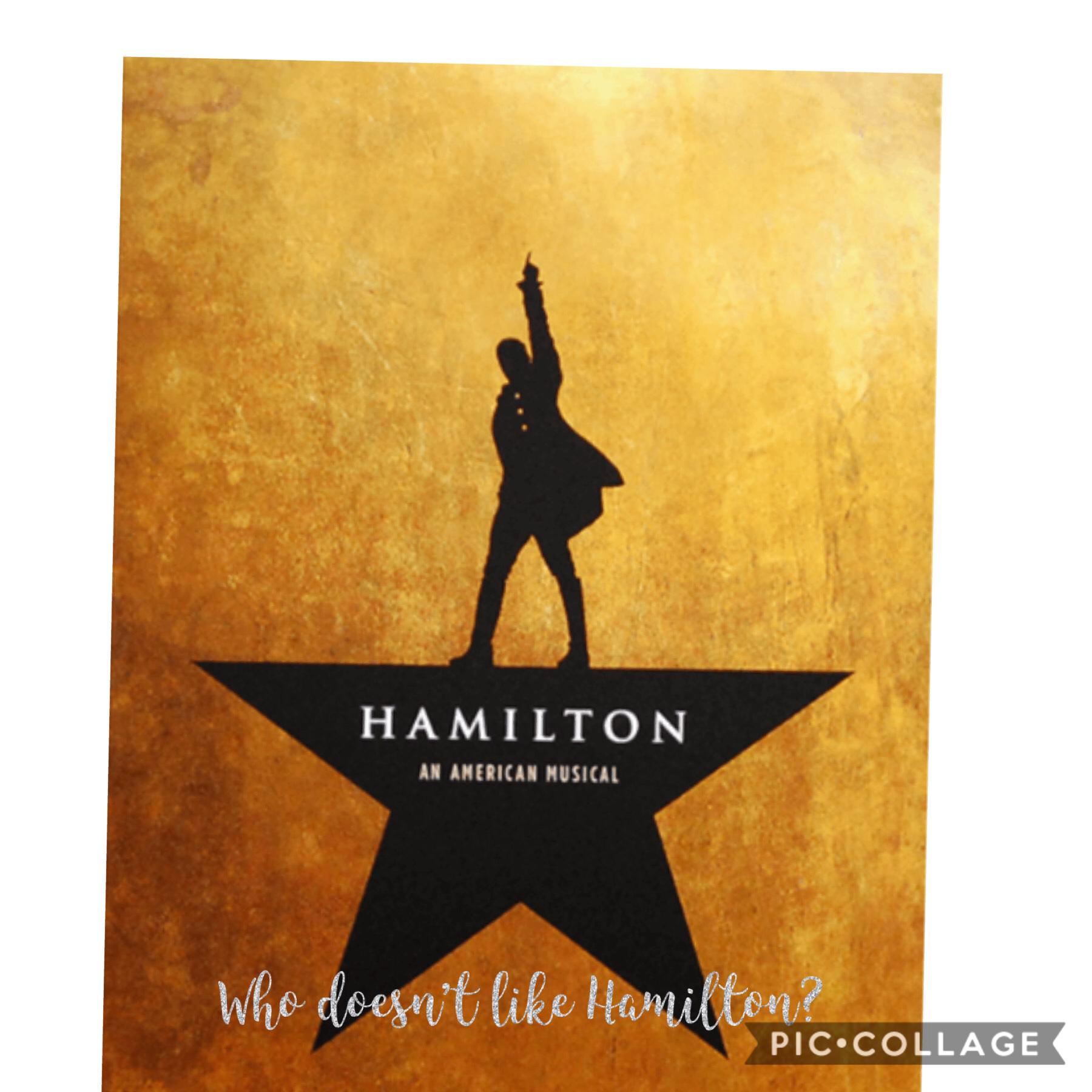 I ❤️ HAMILTON