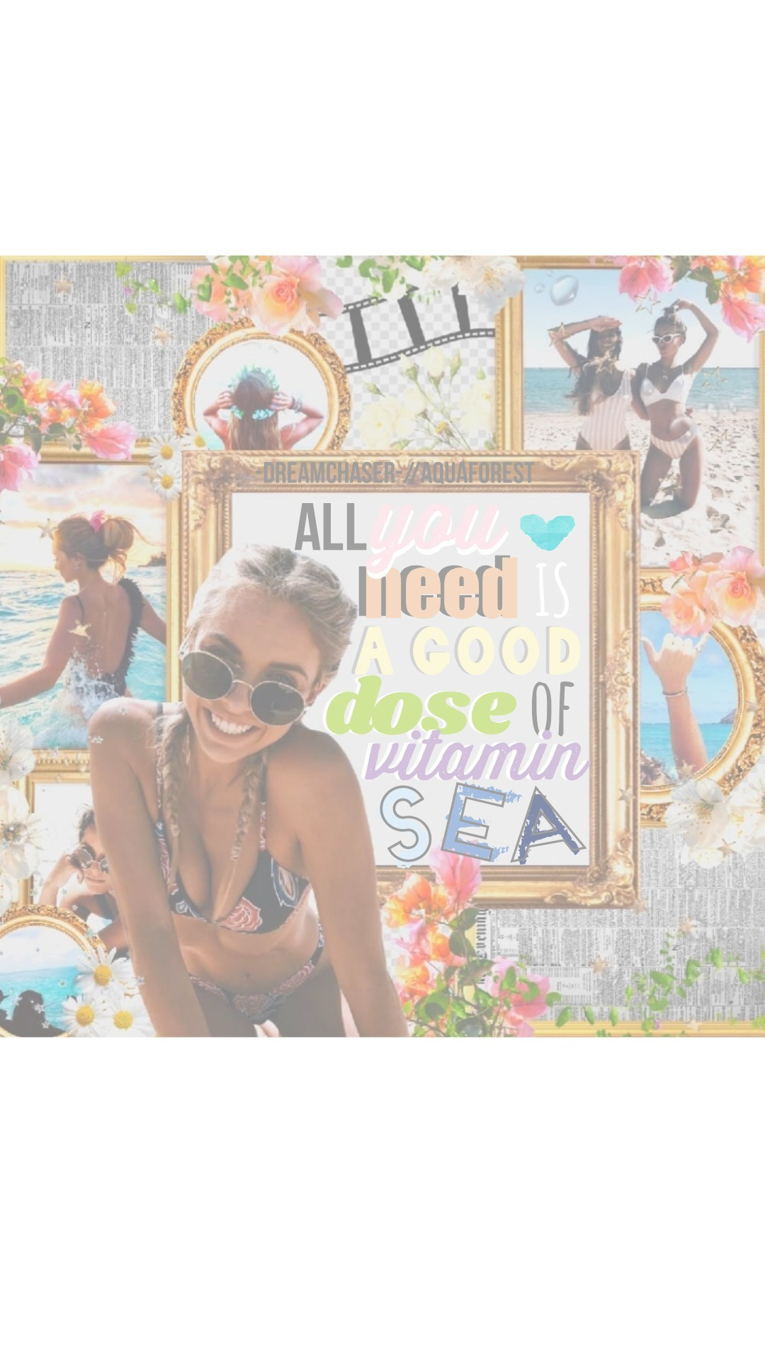 🥁Collab with.....🥁 aquaforest!!!!!! I feel like soo honored to be collabing with her, her collages are STUNNINGG👏🏼🦋💞 I did the terrible text and SHE DID THE AMAZING BACKGROUND AND PNGS!! Go follow her now!
