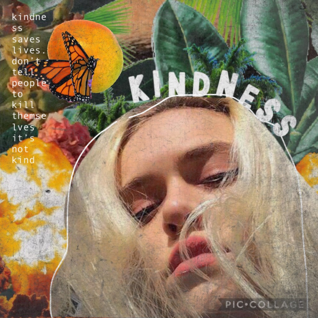 kindness <3 i think i like this..sorry for being so inactive but i've been really posty on my second so! :-p . hopefully more edits to come..my last few recents:oof —so i hope you like this!:)