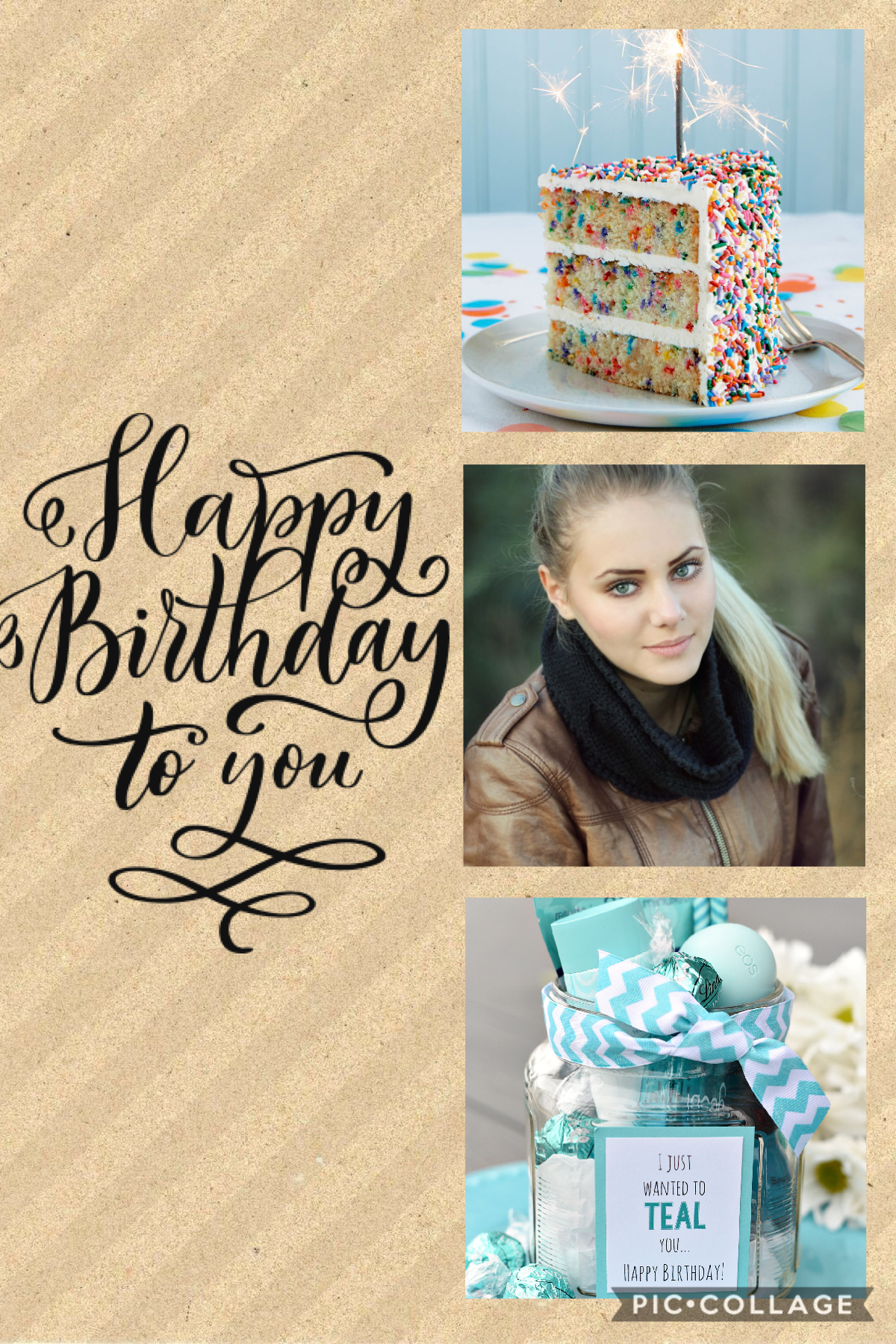 Happy B'day sis, have a great day! God bless you :)