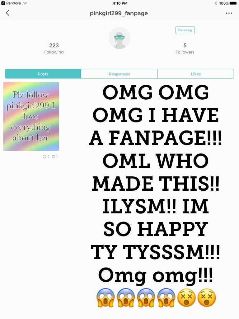 OMG OMG TYSSSM!!!