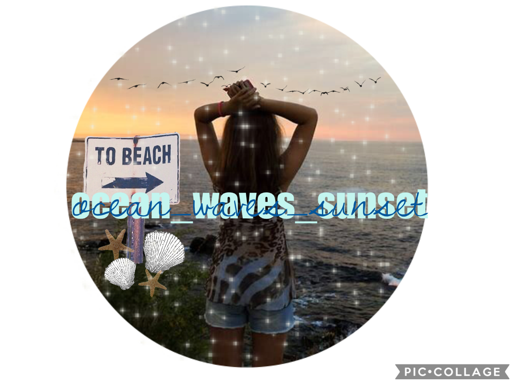 Icon for ocean_waves_sunset! I hope you will like it!🌊🌅