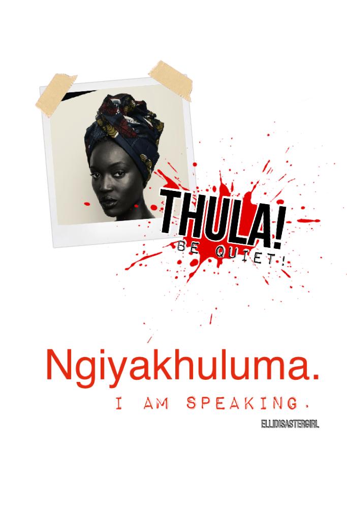 The language is siSwati