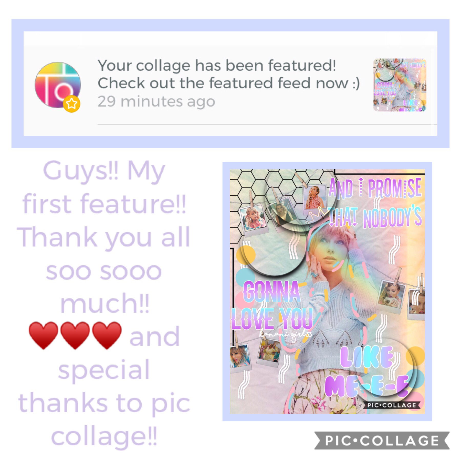 Thank You All!!! ♥️♥️♥️♥️