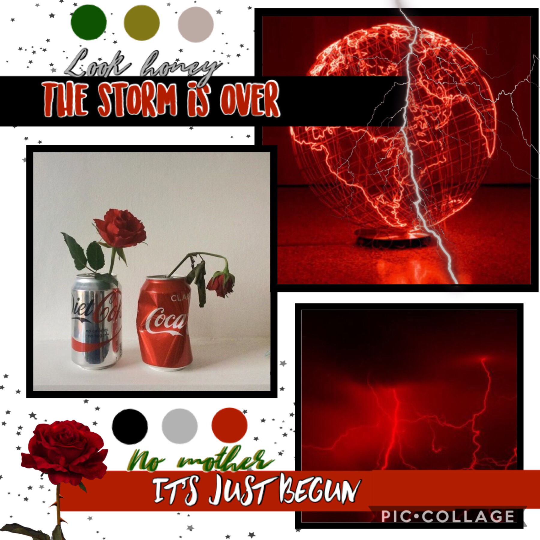 ⚡️🥀Actually this might be my last post. Idk. Anyway, this was inspired by @chasingravens because I was obsessed with her version. It's beautiful.🥀⚡️