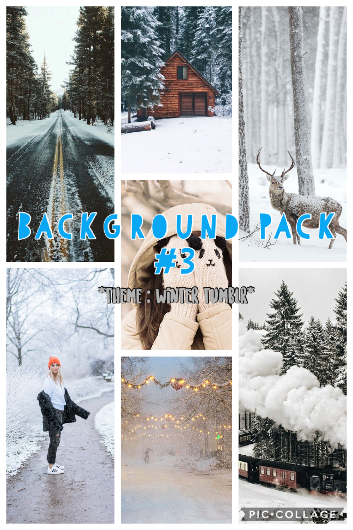 Sorry that I haven't been so active! Hopefully I will be a little more active closer to the holidays!🙃🙂 enjoy this bg pack!! *PLEASE use credit if used* check remixes so you can collect or screenshot!! ❄️⛄️